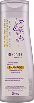 SHAMPOO BLOND DESAMARELADOR 250ML