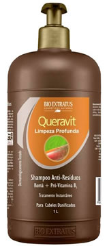 SHAMPOO QUERAVIT ANTIRRESIDUOS 1L