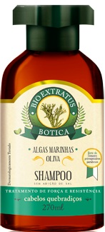 SHAMPOO BOTICA ALGAS 270ML