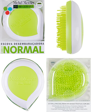 PACK AND GO CABELO NORMAL