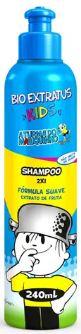SHAMPOO KIDS CABELO CACHEADO 240ML
