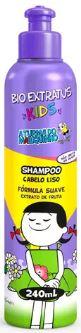 SHAMPOO KIDS CABELO LISO 240ML
