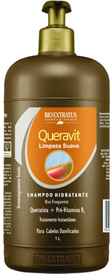 SHAMPOO QUERAVIT HIDRATANTE 1L