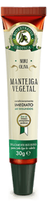 MANTEIGA VEGETAL - CX 8