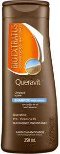 SHAMPOO QUERAVIT 250 ML
