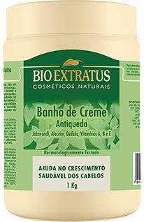 BANHO DE CREME JABORANDI 1KG