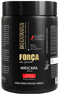 MASCARA FORÇA COM PIMENTA 1KG